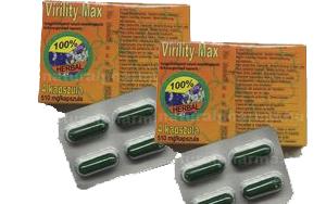 Virility Max potenciafokozó
