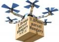 Intim Kucko – Drone kiszállítás