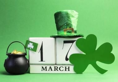 St.Patrick napi vibrátor