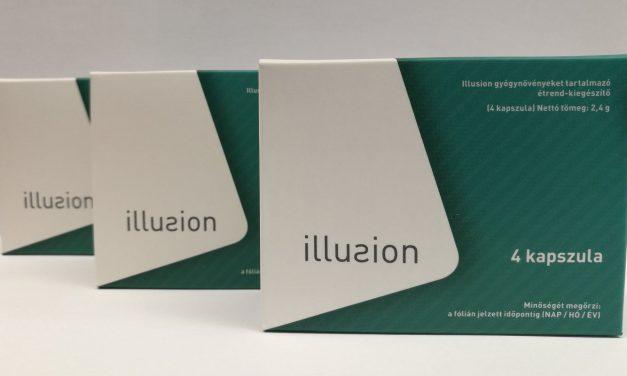 Illusion potencianövelő